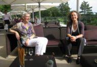 Der vierjährige Geburtstag von Ectaveo wurde am späteren Nachmittag des 1. Julis 2010 auf der Gartenterrasse vom Grand Hotel Dolder in sonniger Atmosphäre eingeläutet.