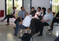 Im Anschluss an die Referate berichteten die Teilnehmenden von eigenen Erfahrungen und Gedanken zum Thema.