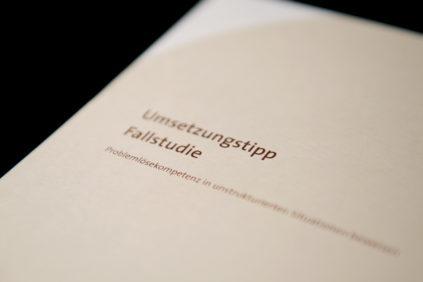 Umsetzungstipp Fallstudie