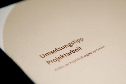Umsetzungstipp Projektarbeit
