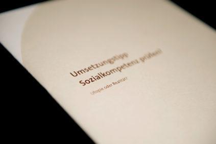 Umsetzungstipp Sozialkompetenz
