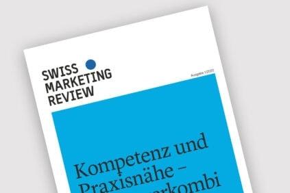 Swiss Marketing Die Zukunft der Berufsbildung